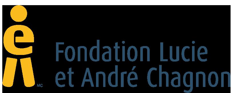Logo Fondation Lucie et André Chagnon